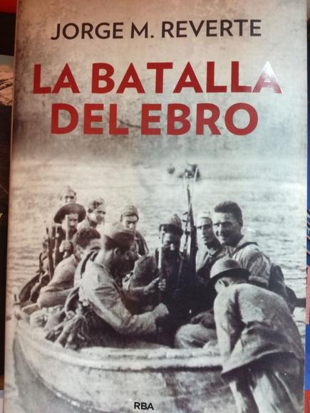 La batalla del Ebro: SECCIONES de Librería Nueva Plaza Universitaria