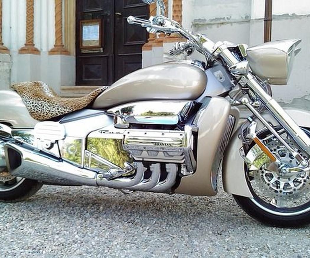Breve crónica de las motocicletas Honda