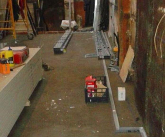 Local en calle Serrano SUNGLASS HUT: Trabajos realizados de REFORMAS, INSTALACIONES Y CONSTRUCCION ARAGON SLU