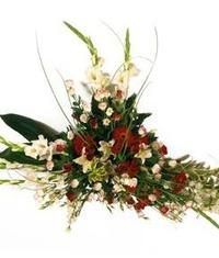 Composiciones funerarias: Catálogo de Garden Rivas Flores y Plantas
