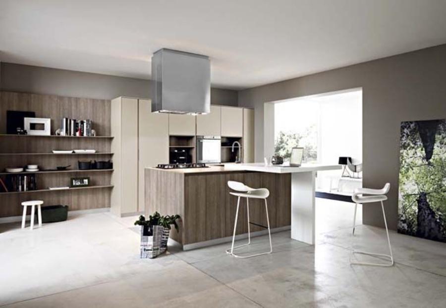 Cocinas cómodas, seguras y estéticas