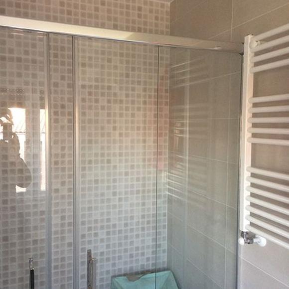 Mamparas de baño: Servicios de ALUPEGS