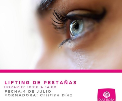 Lifting de pestañas