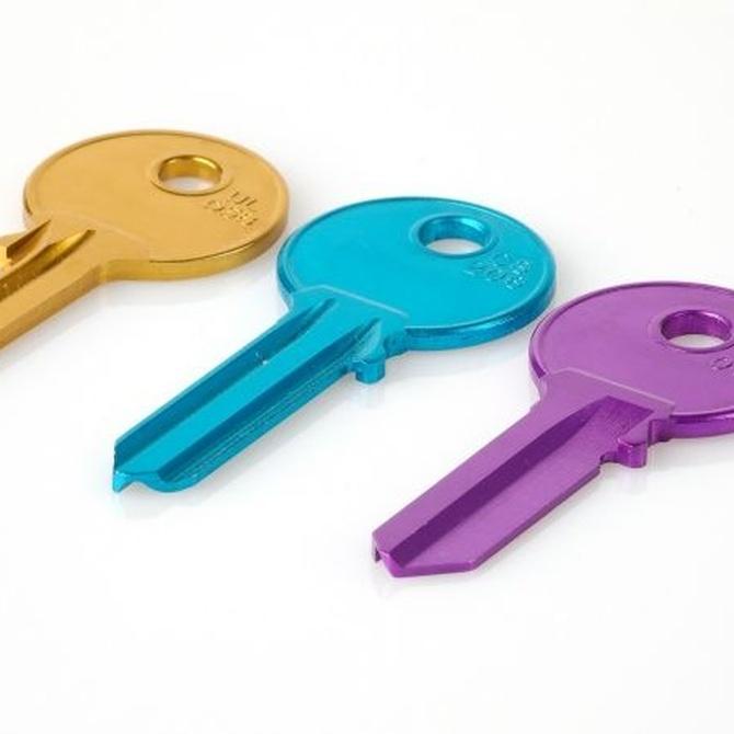 Motivos para hacer copias de tus llaves