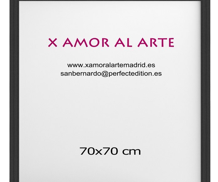 MARCO ESTANDAR 70 x 70: Catálogo de X Amor Al Arte