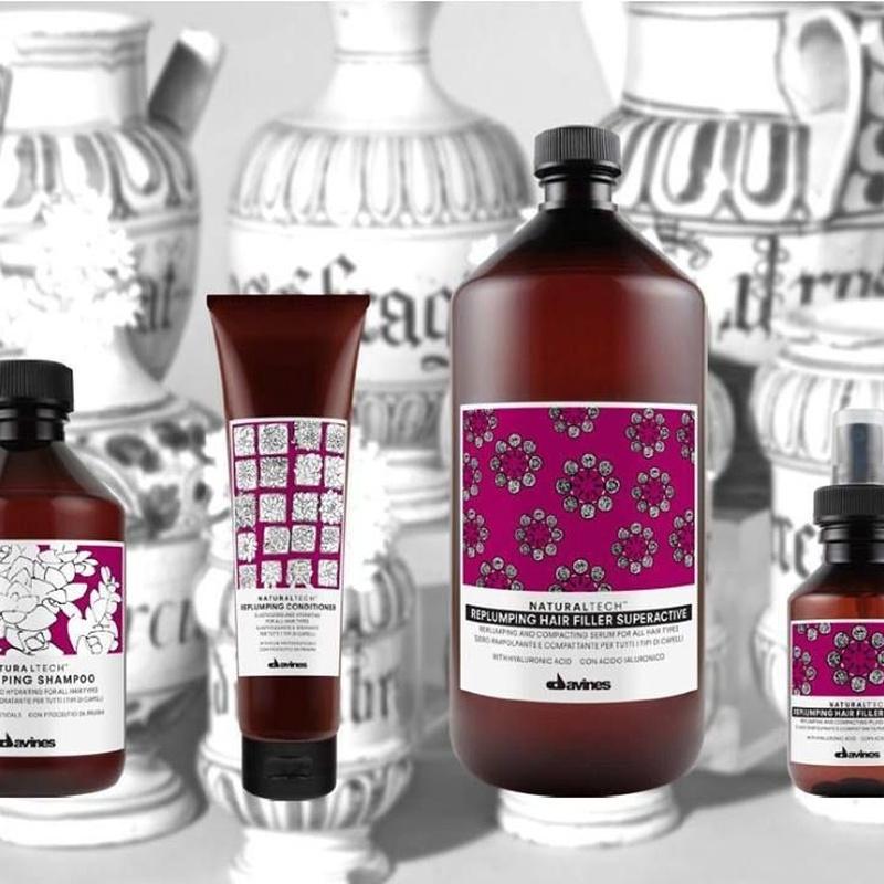 Productos Davines: Servicios y Productos de Sylvia Couso One Concept