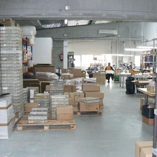 Mecanizados industriales en el Vallès Oriental