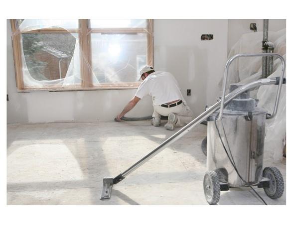 Limpieza fin de obra en Jaén y en Málaga