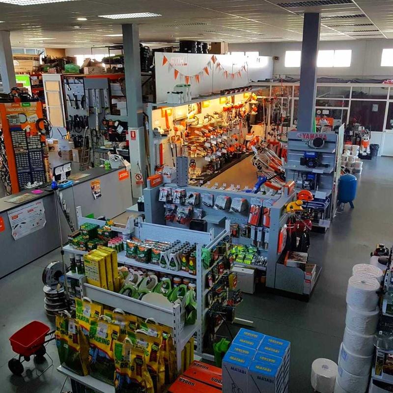 Tienda de PRODUCTOS Y RECAMBIOS: Productos y servicios de Maquiagri