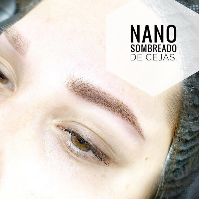 Nano sombreado de cejas: Servicios  de Centro de mirada Lolita Fernándes