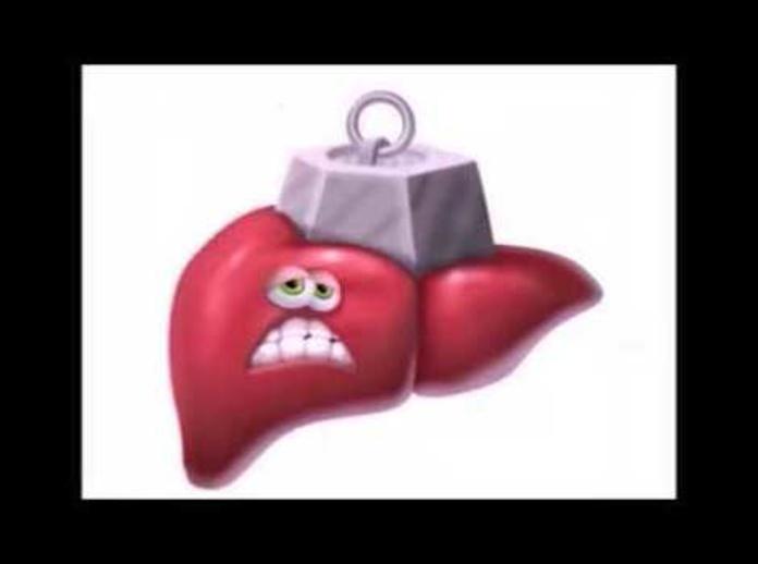 El síndrome de estancamiento de hígado