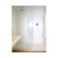 Mampara de baño: Servicios de Aluminios Santafé