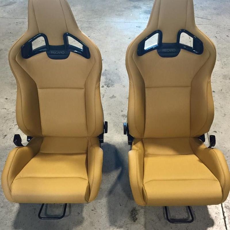 Fundas de asientos de coche a medida: Nuestros servicios de Autotapizados & Restauración M. Paraíso