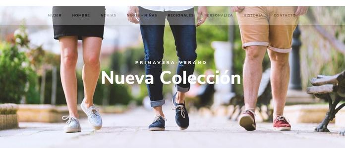 Alpargatas : Catálogo de Casa Alfaro