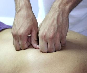 Reflexología podal: Servicios de Centre Mèdic Sant Isidre