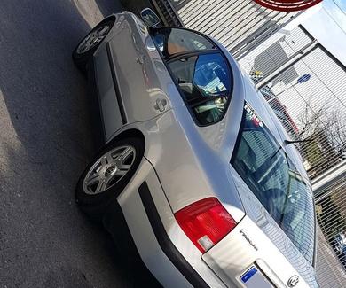 VW Passat - JOM Suspension