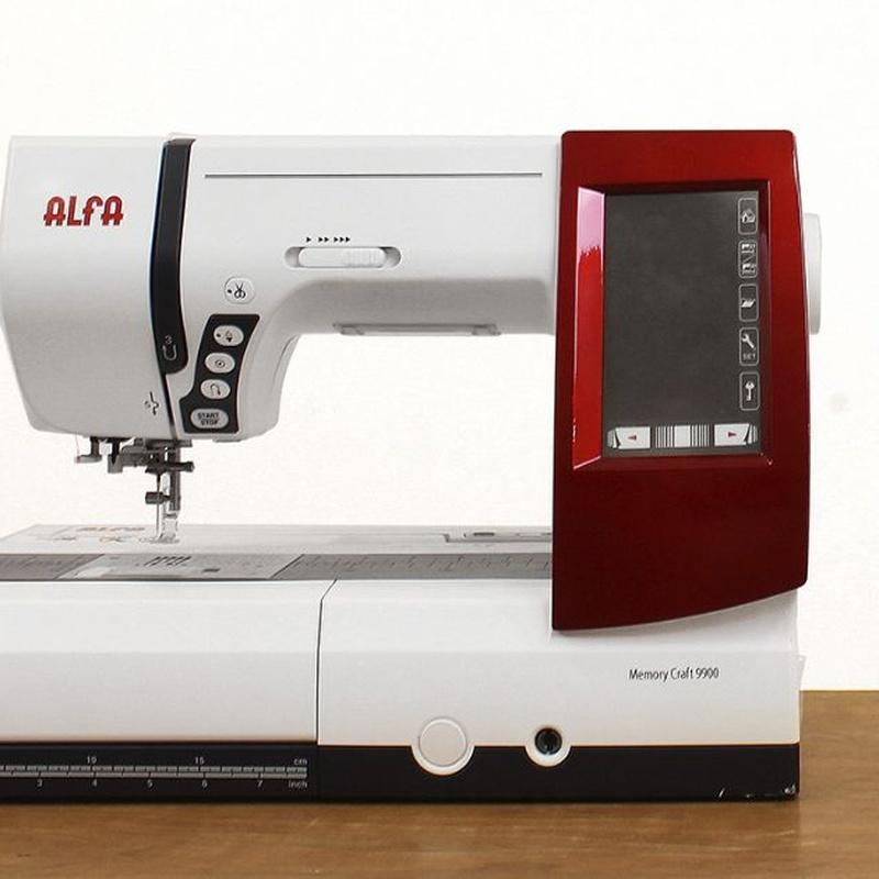 Alfa Horizon 9900: Productos de Maquinas de Coser - Servicio técnico y repuestos