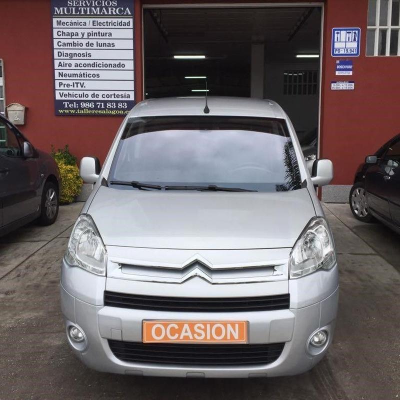 Citroën Berlingo Multiespace 1.6HDI 108CV:  de Ocasión A Lagoa