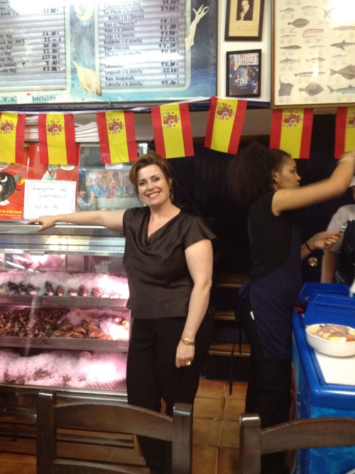 Fotos de Cocina marinera en Santander   Marucho