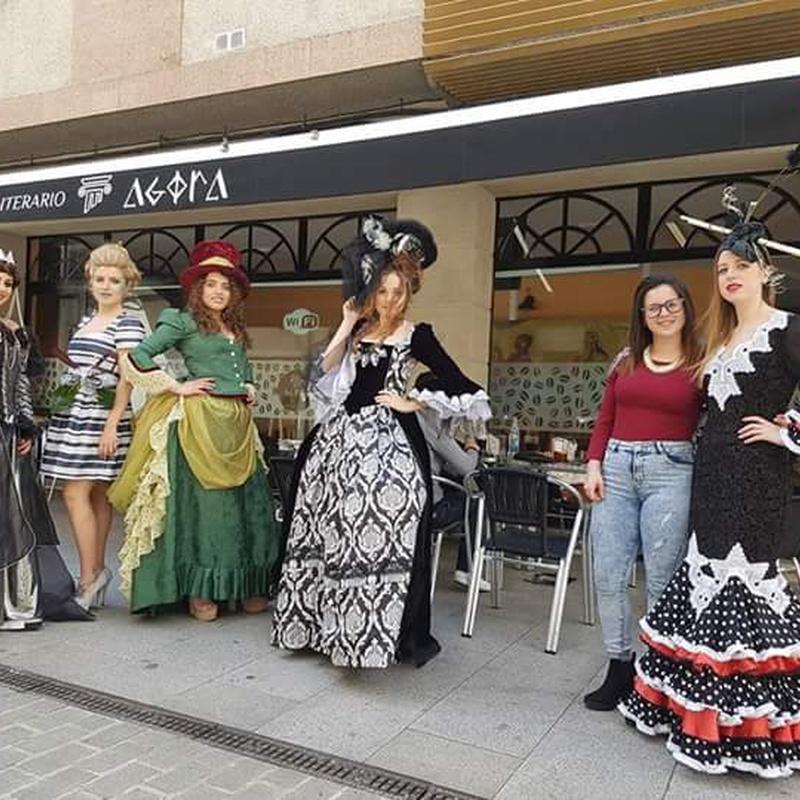 Trajes medievales y disfraces: Servicios de Teresa Confecciones