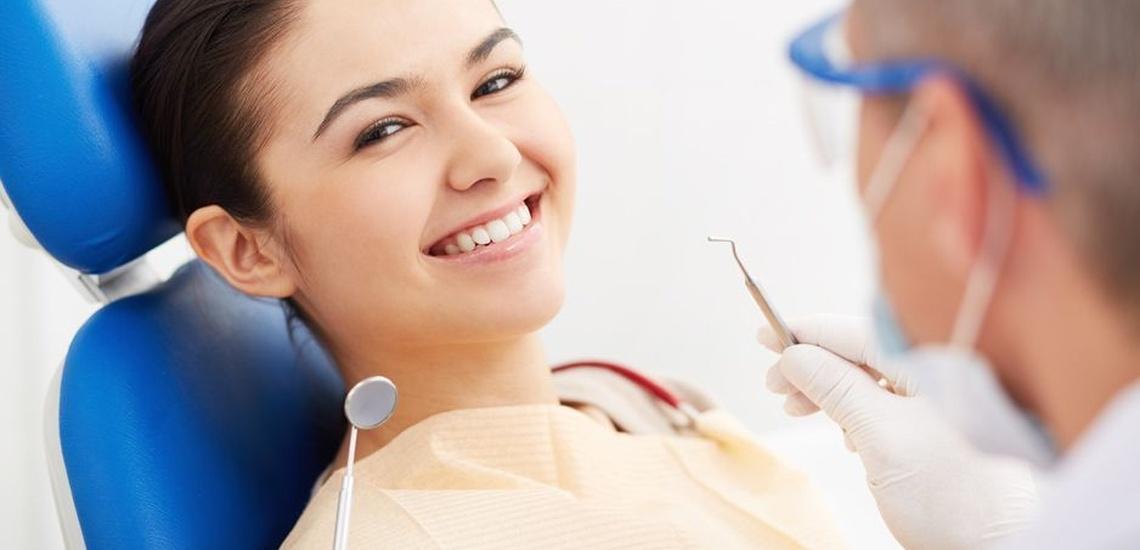 Clínica dental con protésicos dentales en Mataró