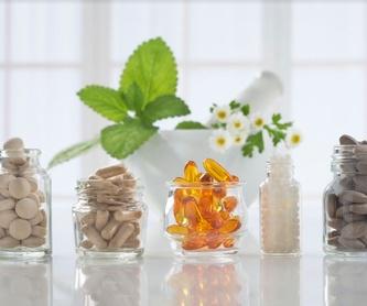 Inciensos: Servicios de Herboristería La Espiga de Oro