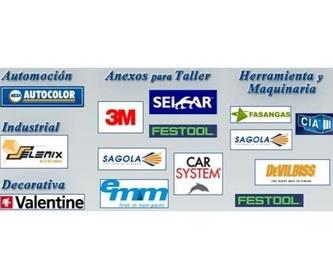Herramienta y maquinaria: Productos y Servicios de Carman Pinturas