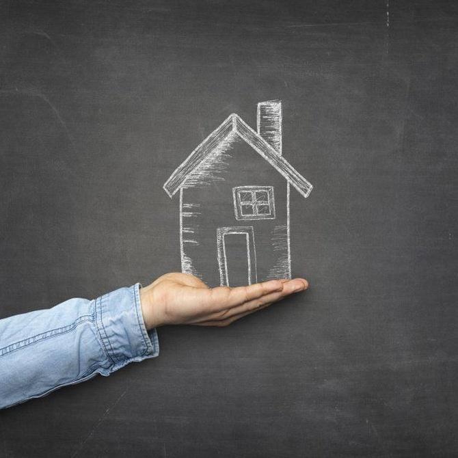 ¿Y qué pasa con la casa y su hipoteca?