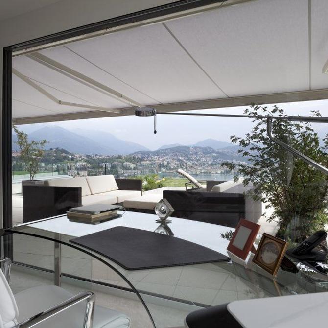 Tipos de toldo para tu terraza o jardín