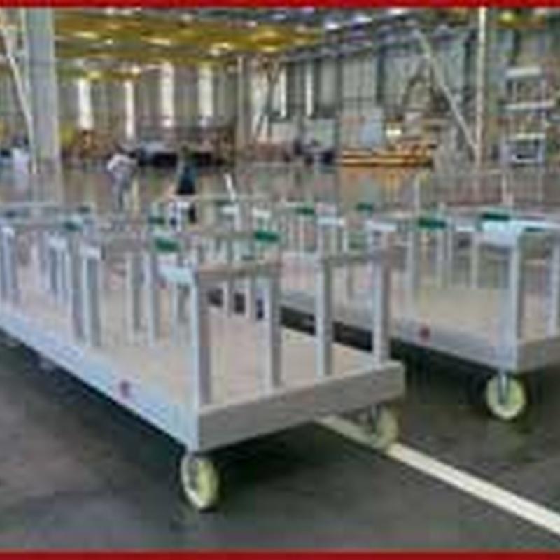 Creación de productos: Productos y Servicios de Talleres Antonio Reina E Hijos, S.A.