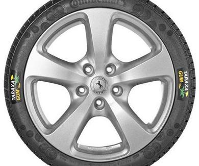 Continental ya cuenta con los primeros neumáticos fabricados con Taraxagum Miércoles, 15 de junio de