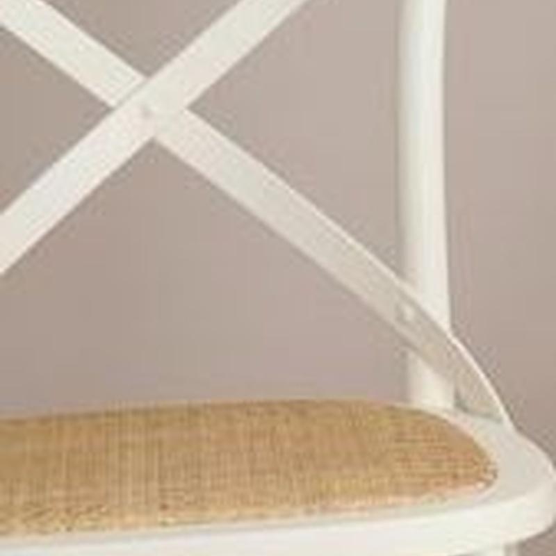 Silla de cruceta blanca, roble o negra : Catálogo de Ste Odile Decoración