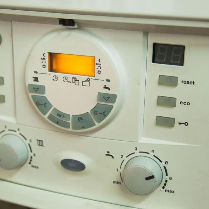 Diferencias entre una caldera de gas o gasoil