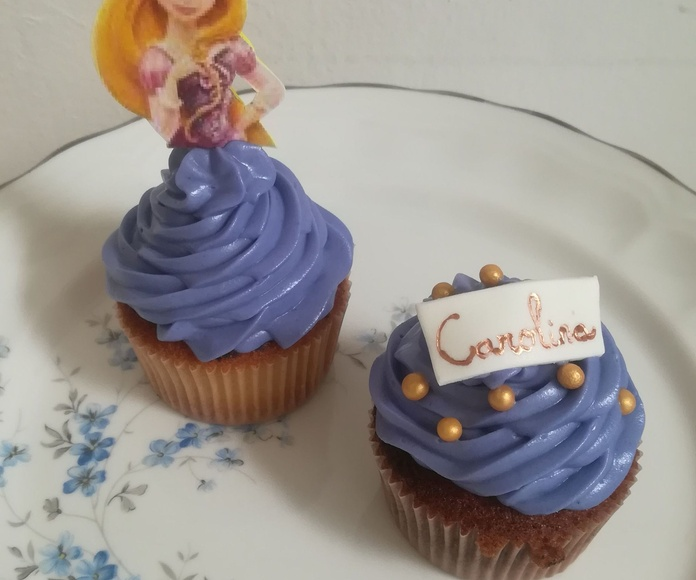 cuppcake rapunzel