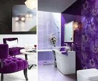 Inspiración en tonos violeta