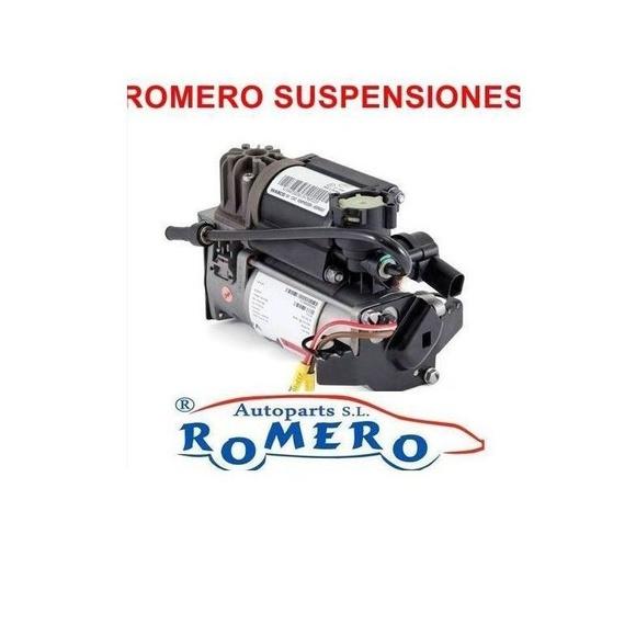 Compresor de la suspensión Audi A6 Allroad C5 4B: Suspensiones y vehículos de Romero Autoparts Zaragoza
