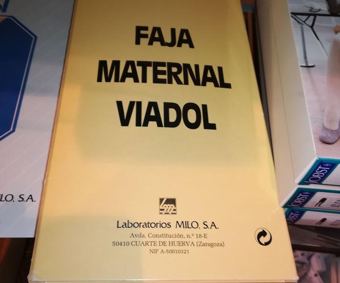 Viadol faja maternal corta 1ud: Productos de Parafarmacia Centro