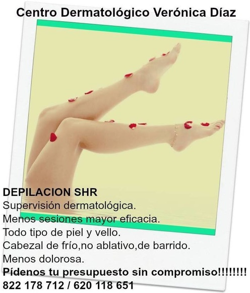 DEPILACION SHR