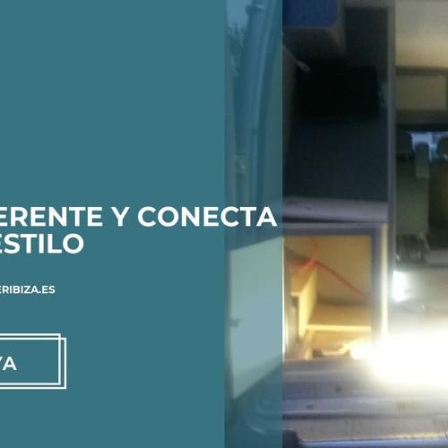 Camperización y alquiler de furgonetas en Ibiza en  | CamperIbiza