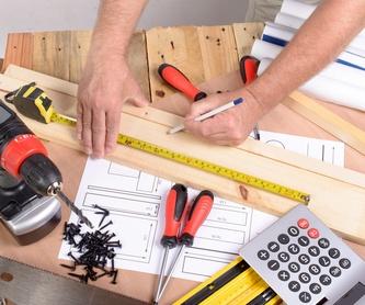 Pintura y Decoración: Servicios de Construcciones y Reformas MI Socio