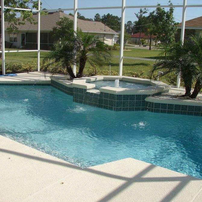 Diferencias de mantenimiento en las piscinas cubiertas