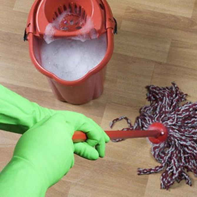 Los problemas de los turnos de limpieza