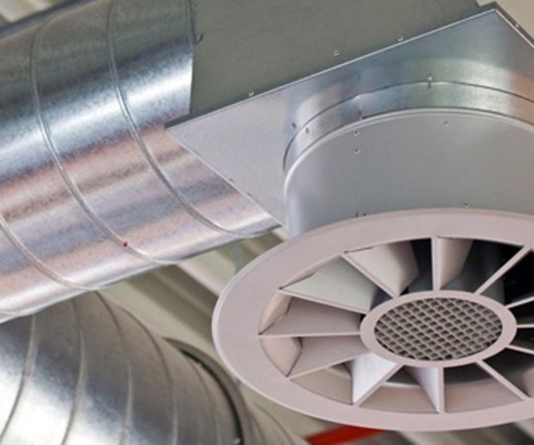 Extracción y ventilación en restaurantes