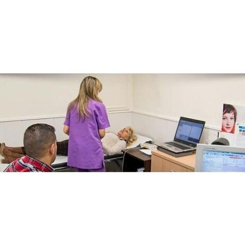 Electrofisiología: Nuestros servicios de Audiología RV Alfa