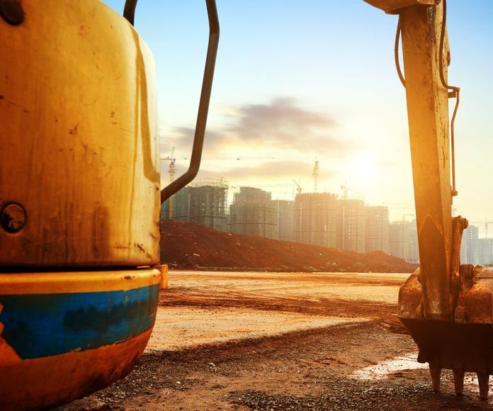 Excavaciones: Servicios de Infroda