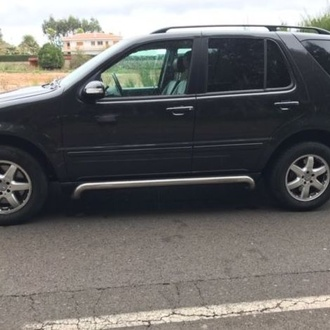 MERCEDES ML 400 CDI AUT