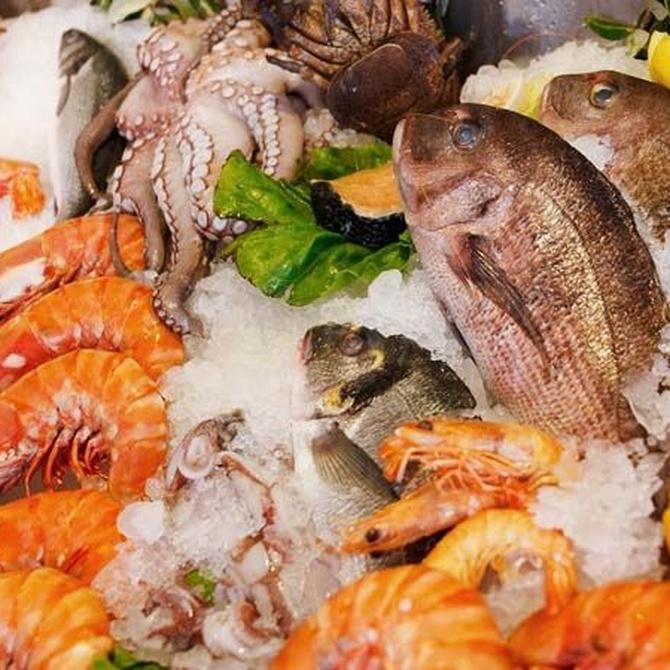 Consejos para comprar buen marisco