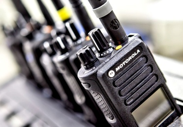 Motorola Walkie-Talkie Two-Way Radio