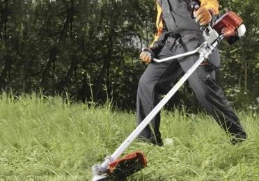 Desbroce de parcelas y limpieza de terrenos