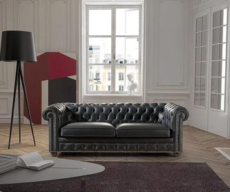 Modelo Kubik: Sofás y sillones de Raúl Ortuño Sofás